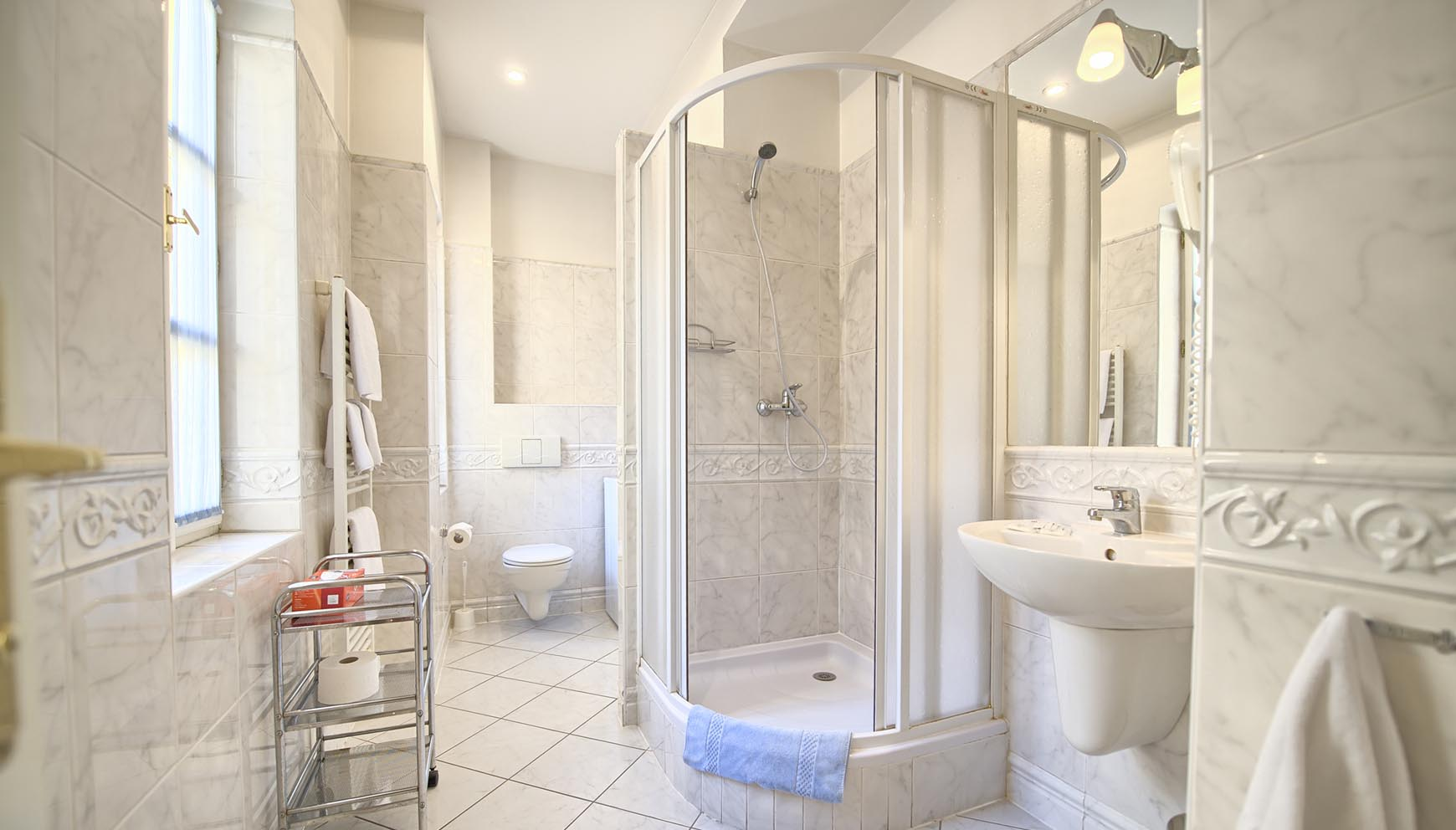 Residence Masna studio apartment type 1 bathroom